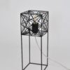 MYSTIC ROSE QUBE Table Lamp