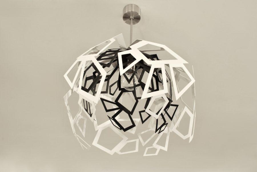 Modern Lamp, ceiling light BIG BANG - Archerlamps