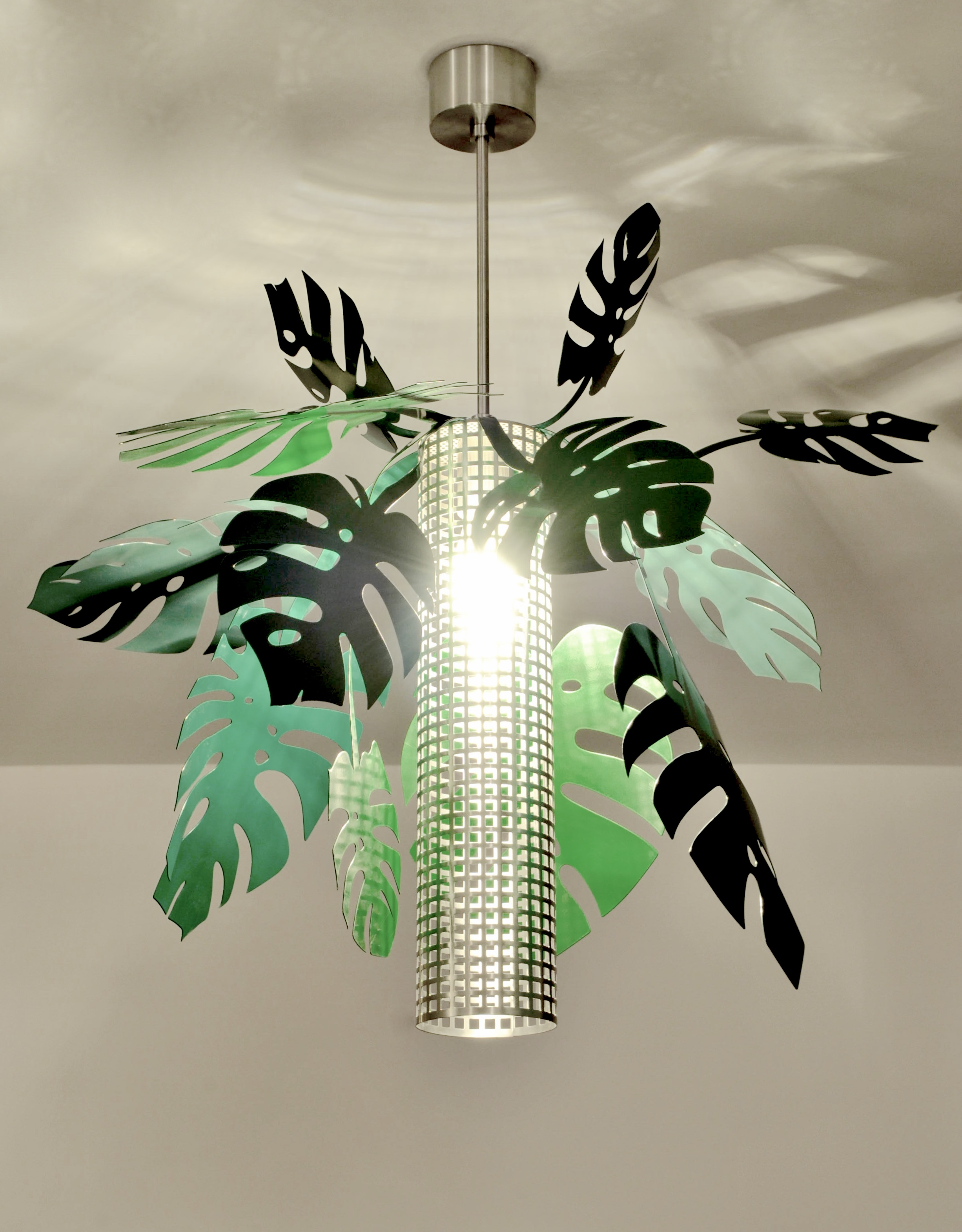 Monstera Ii Ceiling Lamps Lighting Archerlamps
