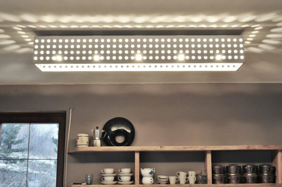 Modern Lamp, Ceiling Light POLKADOTS & MOONBEAMS