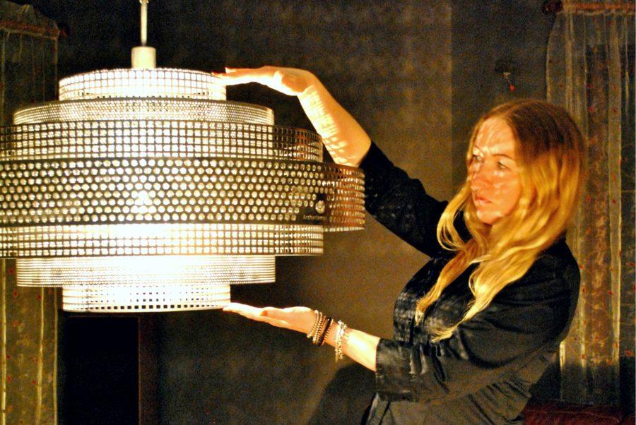 Modern Lamp, Unusual Design Ceiling Light SHANGHAI