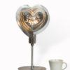 Modern Lamp, Unusual Table Lamp LOVE LIFE Archerlamps