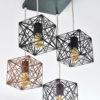 Modern Ceiling Lamp MYSTIC ROSE 4Q Archerlamps