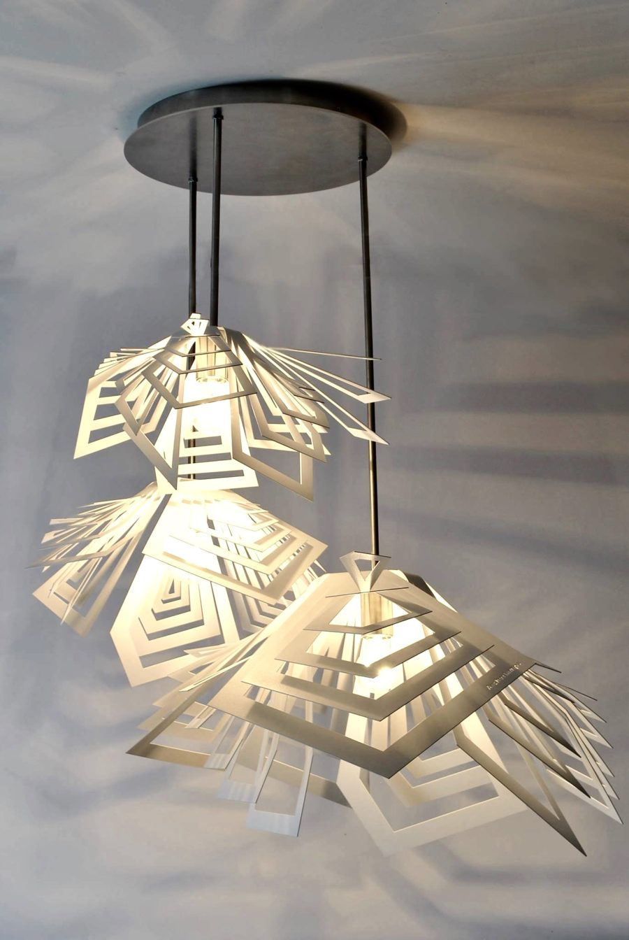 Spectacular Modern Lamp, ceiling light DENALI