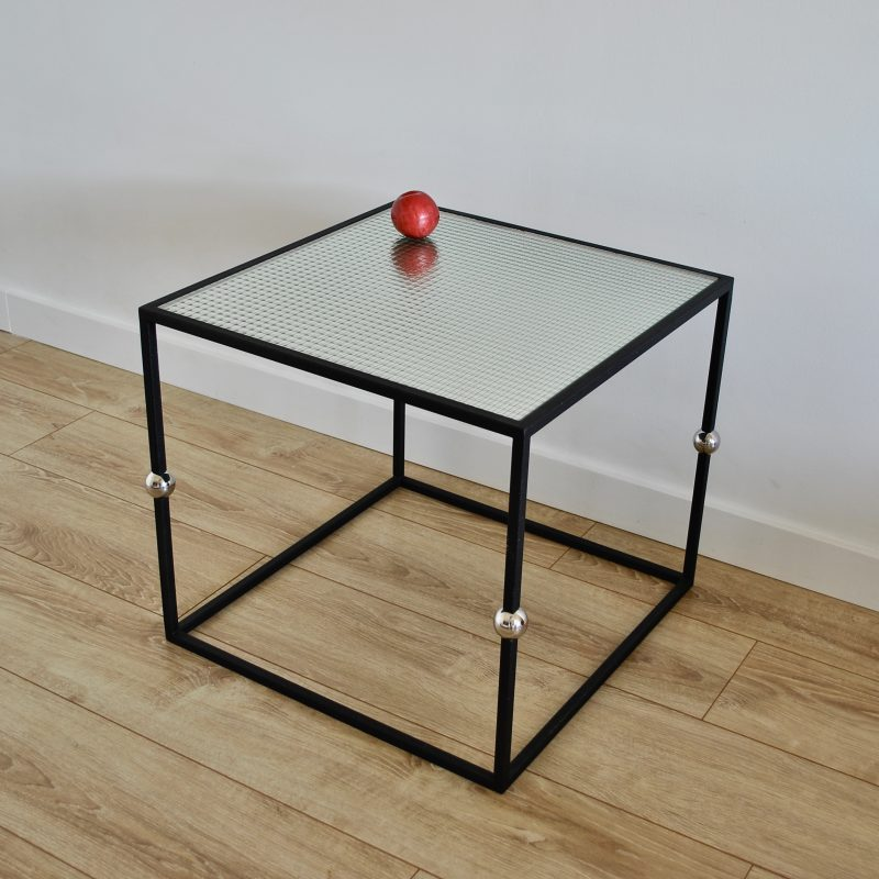 Industrial Cart Coffee Table Australia: Coffee Table REFLECTION - Furniture, Tables