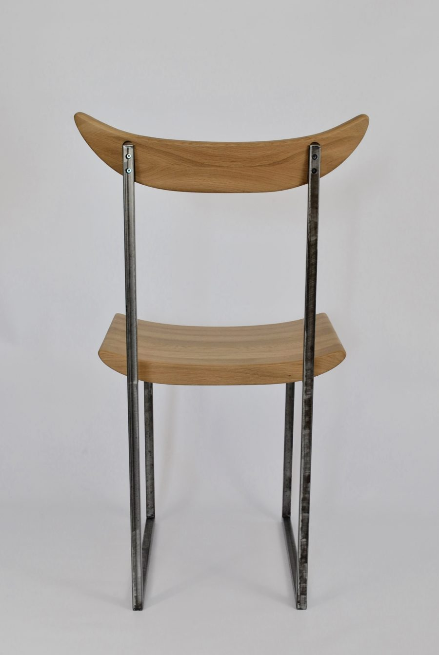 Metal Wooden Chair