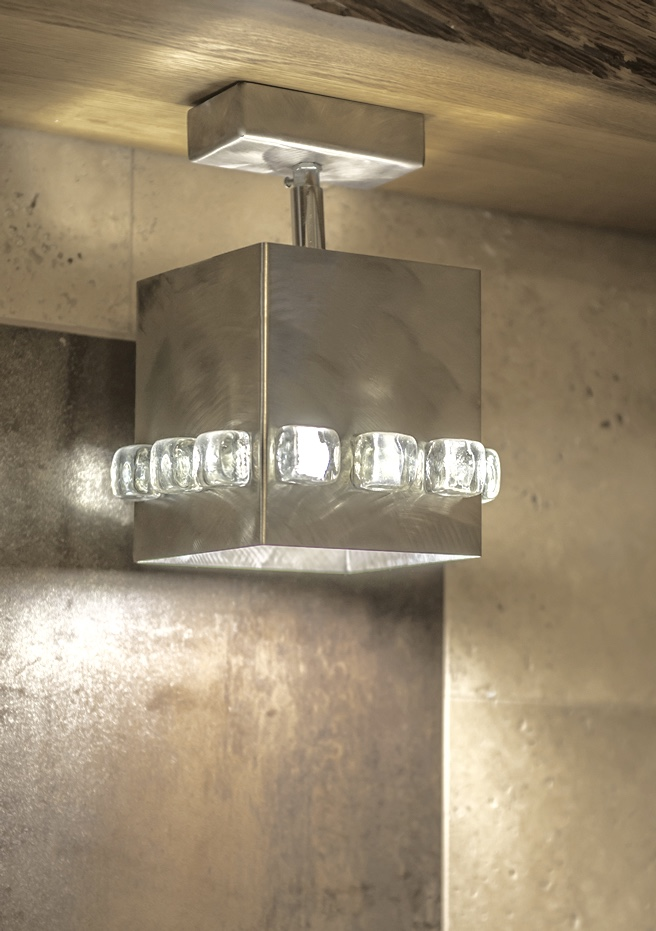 Steel Outdoor Lighting H2o